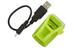 Cube LTD+ Framlampa white LED grön